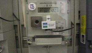 LED Abgreifer Energiedaten erfassen