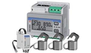 energiemessgerät gavazzi energiedaten erfassen