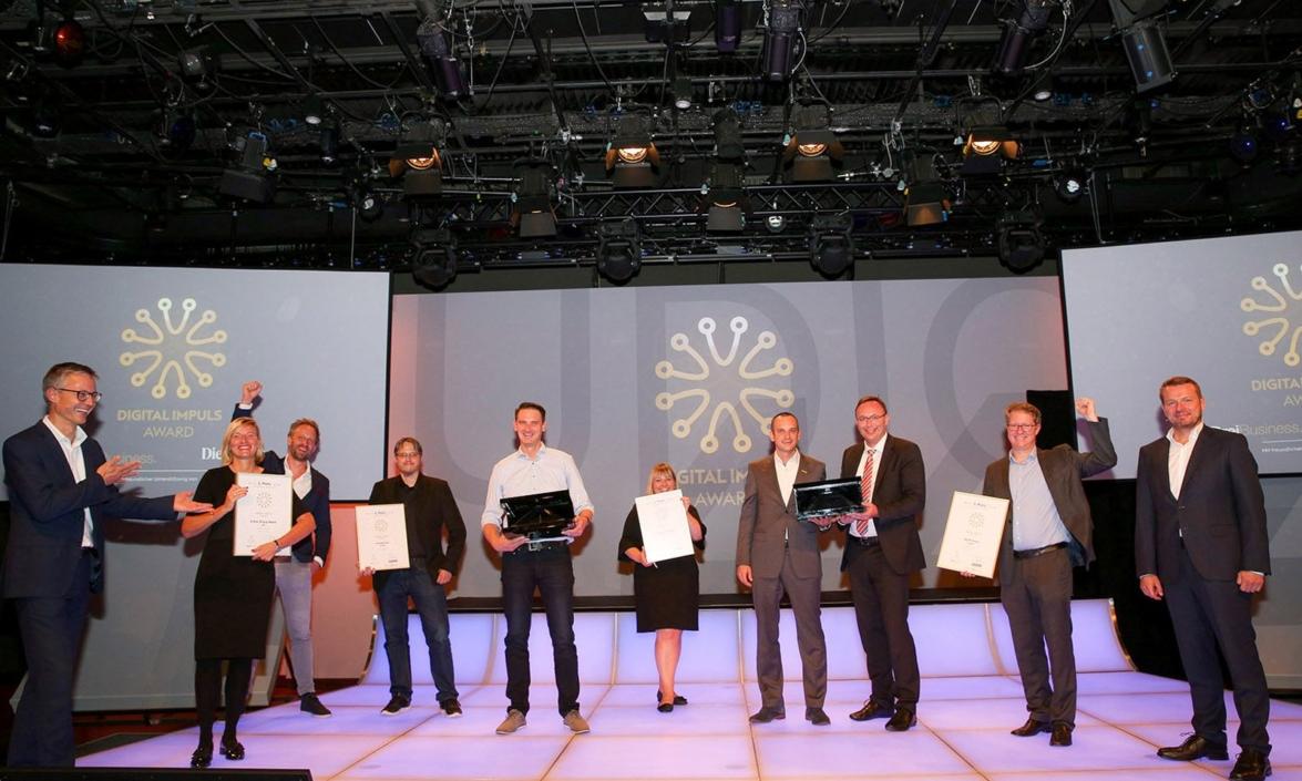 Digital Impuls Award - LineMetrics (c) Guenther Peroutka