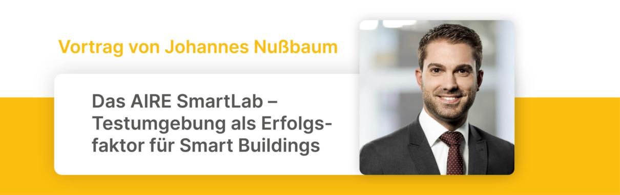 Johannes Nussbaum AIRE Smart Lab LineMetrics